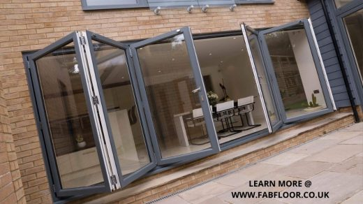 amazing bi-fold doors installed by the best double glazing companies